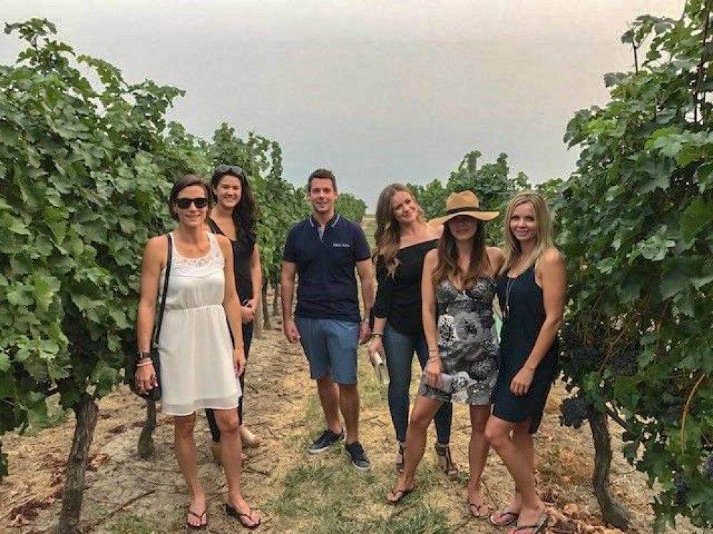 Quail's Gate Wine Tasting and Vineyard Tours