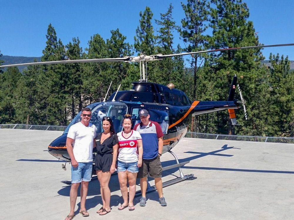 Helecopter Wine and Vineyard Tours