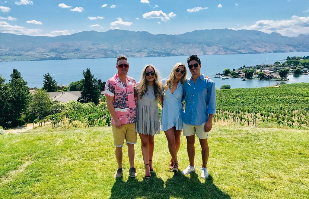 West Kelowna Gallery of Grapes Wine Tour