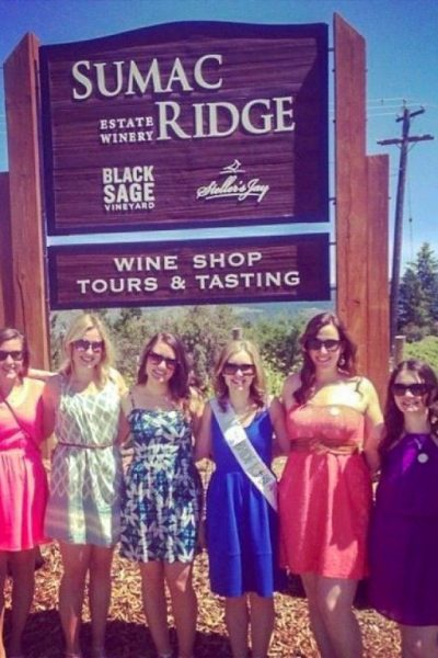 Stagette Wine Tour Special